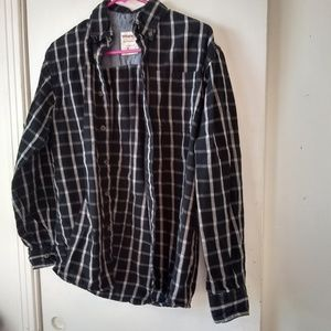 Wrangler mens shirt sz small